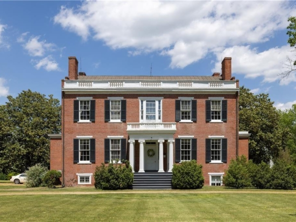 Providence Forge Virginia historic homes for sale