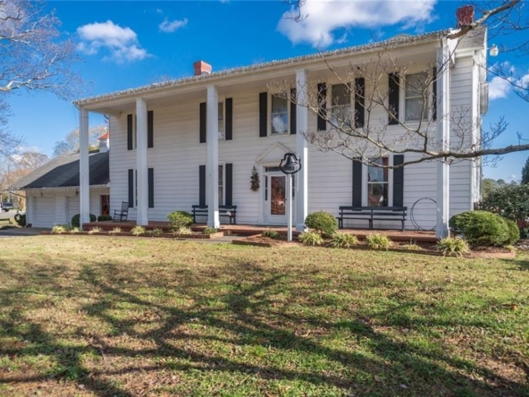 Suffolk Virginia historic homes for sale 1