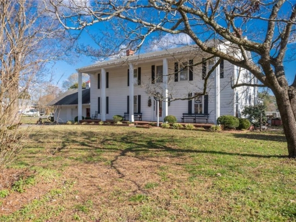 Suffolk Virginia historic homes for sale